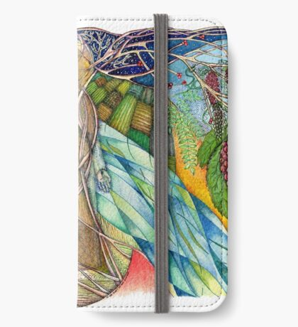 Tree Of Life iPhone Wallet