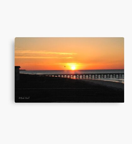 """Perfect Sunset""... prints and products Canvas Print"