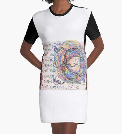 Trinity Graphic T-Shirt Dress