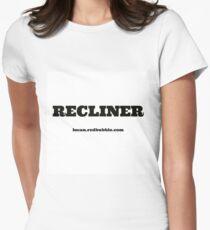 RECLINER Women's Fitted T-Shirt