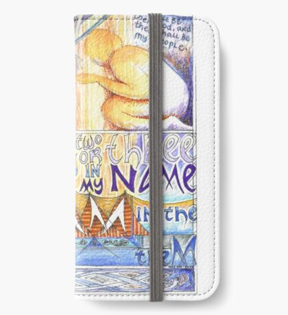 Two or Three iPhone Wallet