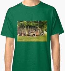 """Old Clunker, The Side View""... prints and products Classic T-Shirt"