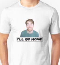 Shane Dawson - I'll Go Home Unisex T-Shirt