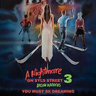 Say You Love Satan 80s Horror Podcast - A Nightmare on Elm Street 3 - Dream Warriors by sayyoulovesatan