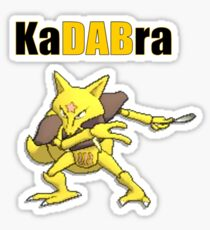 KaDABra Sticker
