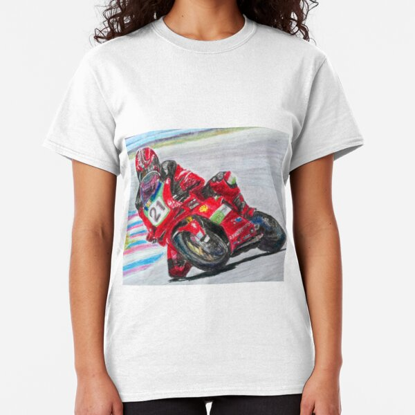 Ducati 998 Troy Bayliss Classic T-Shirt