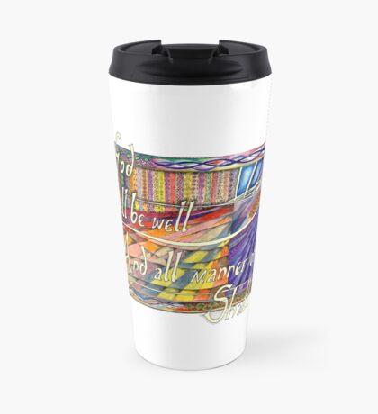 With God Travel Mug
