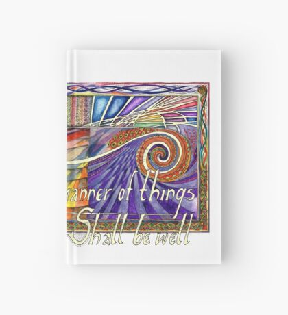 With God Hardcover Journal
