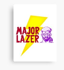 MAJOR LAZER Canvas Print