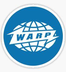 Warp Sticker