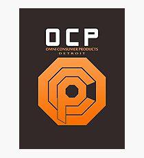 Omni Consumer Products (OCP) Photographic Print