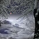 Blood Moon Thaw by Igor Zenin