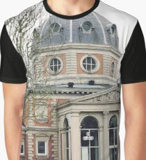 Historic building Graphic T-Shirt