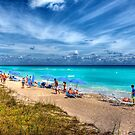 At the Beach by photorolandi