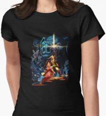 The Legend of Zelda - Fairy Wars Womens Fitted T-Shirt