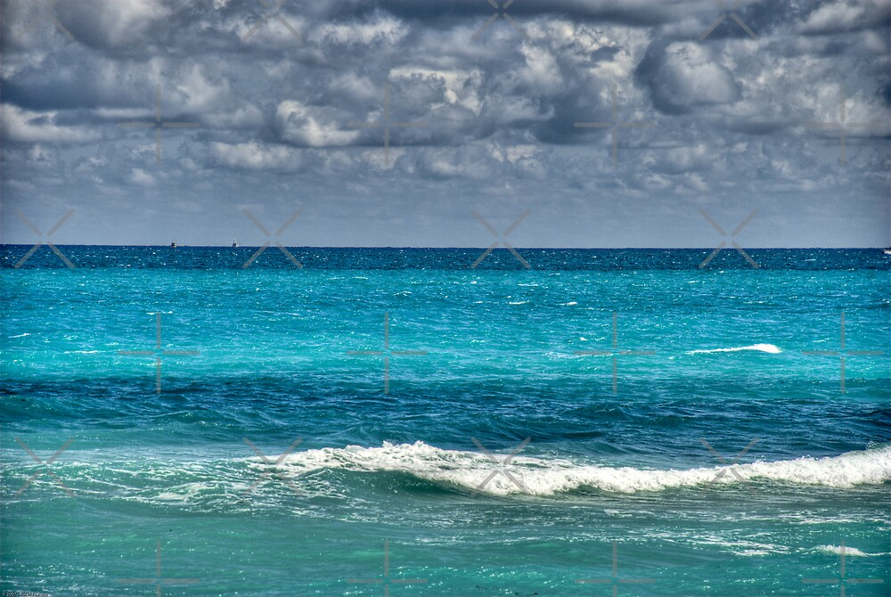 Shades of Blue by photorolandi