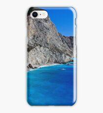 Beach in Greece 10 iPhone Case/Skin