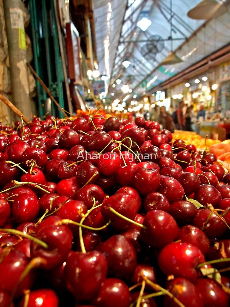 cherry by Allan Hyman