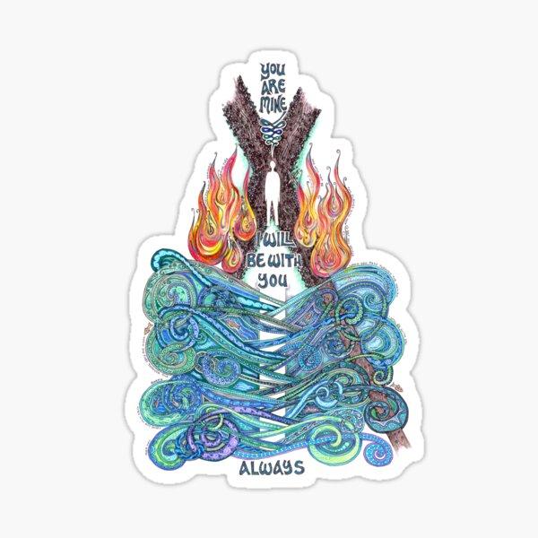 You are Mine Sticker