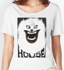 Hausu (ハウス) Retro Japanese Horror Movie Women's Relaxed Fit T-Shirt