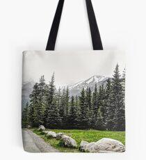 Jasper Scenery Tote Bag