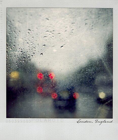 Rain Polaroïd by laurentlesax