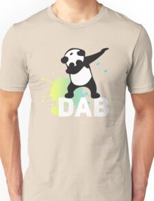 DAB keep calm and dab dabber dance football touch down Unisex T-Shirt