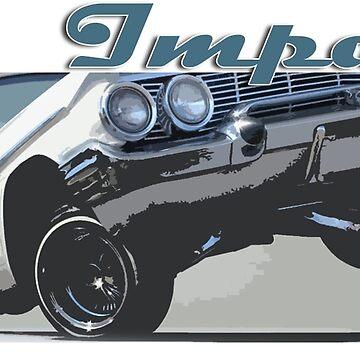Impala lowrider by concuido