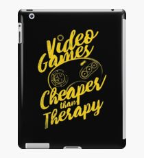 Video Games (S) iPad Case/Skin