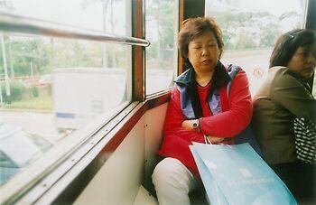 Transit 2 - Tram by Oliver Lawrance