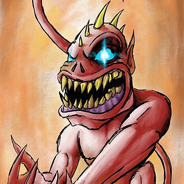 Lil Demon by artoftheabyss