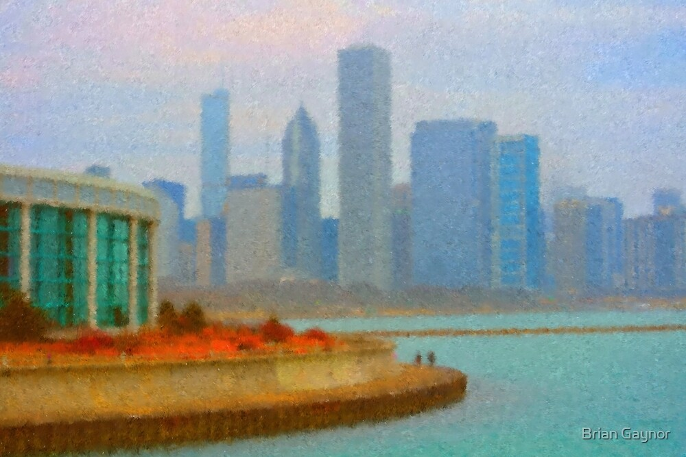 A Walk on the Lakefront by Brian Gaynor