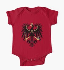 Prussian Eagle One Piece - Short Sleeve