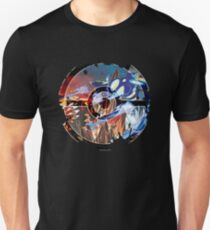 Groudon VS Kyogre - Primal Hoenn Battle Unisex T-Shirt