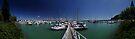 Keppel Bay Marina. by Andy Newman