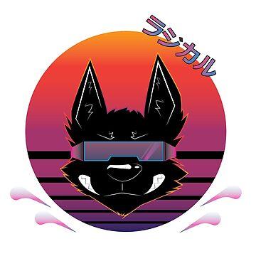 80's Rad Dog by Drevin