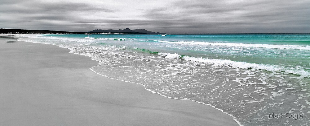 Seascape, Point Anne, Fitzgerald River NP by Mark Boyle