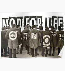 Mod For Life Poster