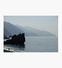 Monterosso Morning Photographic Print
