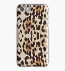 Leopard Texture iPhone Case/Skin