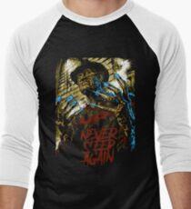 Freddy Krueger - Nightmare on Elm Street Men's Baseball ¾ T-Shirt