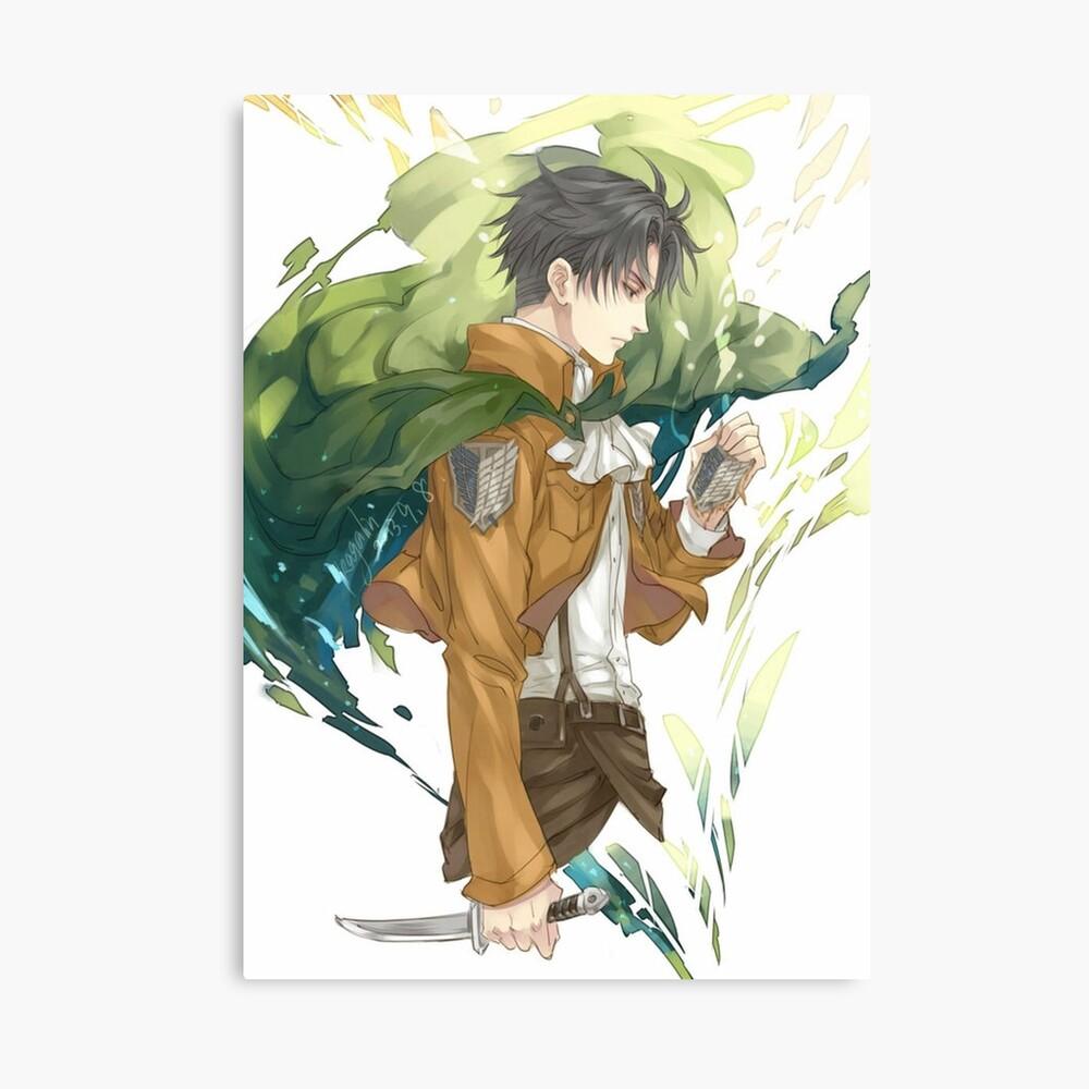 Shingeki kein Kyojin Leinwanddruck