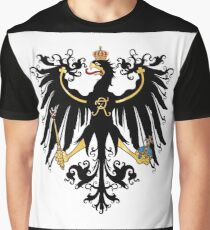 Prussia Flag Graphic T-Shirt