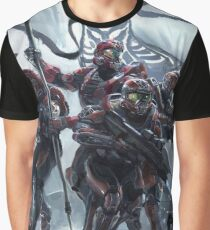 Halo - For Victory Graphic T-Shirt