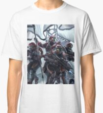 Halo - For Victory Classic T-Shirt