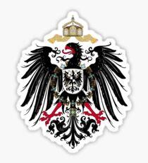 German Imperial Eagle Sticker