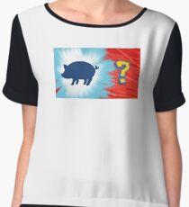 The Money Pig - Pokemon Women's Chiffon Top