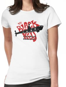 Little Black Submarines - The Black Keys Womens Fitted T-Shirt