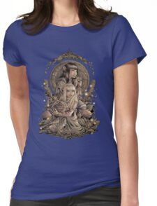 The Great Conjunction Womens Fitted T-Shirt