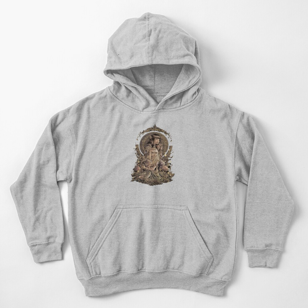 The Great Conjunction Kids Pullover Hoodie